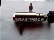 可調式螺紋槽道減壓閥GF8