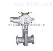 GJ941X-6C电动管夹阀