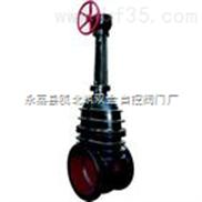 伞齿轮铸铁闸阀