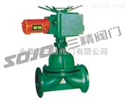EG941J-10-电动衬胶隔膜阀,电动隔膜阀