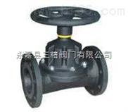 G46J-10-直流式衬胶隔膜阀