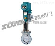 PZ273H/-电液动刀型闸阀,电液动闸阀