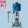 自力式电控温度控制阀原理,电控温度调节阀