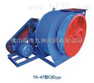九洲Y5-47型锅炉离心引风机
