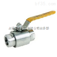 Q11S-16Q型内螺纹联接高温球阀