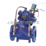 J145X-电动遥控浮球阀