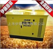 15KW液化气发电机