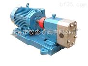 敬淼  FXA-FXB外潤滑不銹鋼齒輪泵