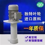 废气塔槽内立式泵 塑料立式耐酸碱泵 选美宝