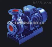 卧式单级管道离心泵, ISW卧式管道离心泵