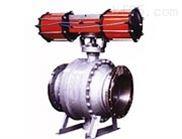 FQ647M喷煤粉卸灰球阀-FQ647M喷煤粉卸灰球阀