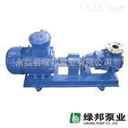绿邦IR不锈钢保温化工泵|结晶体泵