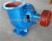 利欧HW柴油机混流离心泵200HW-8清水循环泵增压泵大流量水利排灌泵