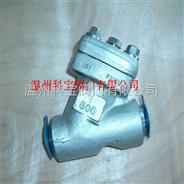 600LB锻钢A105焊接过滤器DN6-DN50