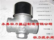 CS19H热动力式蒸汽疏水阀厂家