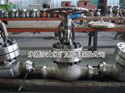 J61Y-高溫高壓電站截止閥 焊接截止閥