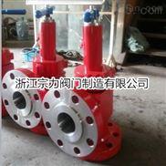 JLK65-高压角式节流阀厂家