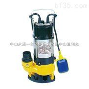 220V3寸家用泵意捷V750F自動污水泵