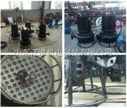 大型潜水渣浆泵/潜水抽沙泵/河道清淤抽泥泵