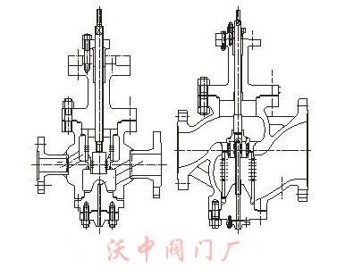 压阀,减温减压装置图