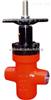 ZF63Y型PN160~PN400堆焊连接高压平板闸阀
